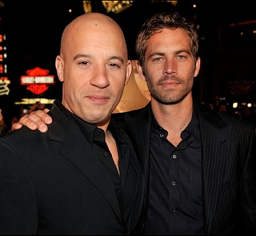 Vin Diesel Pays Tribute Paul Walker