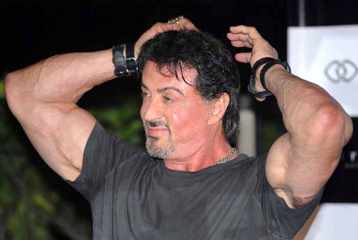 Sylvester Stallone Bans Daughters from Dating ...