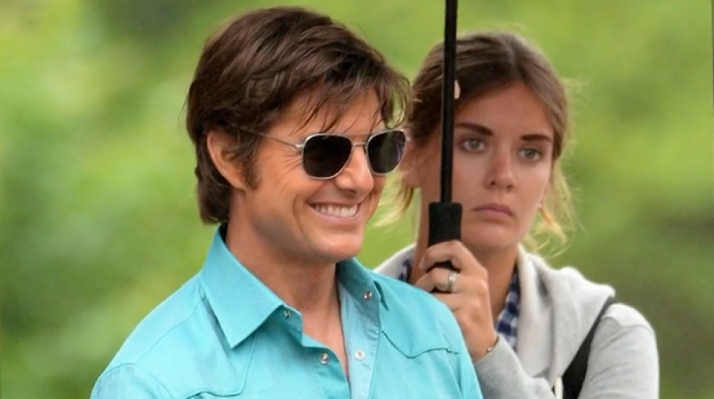 Tom Cruise's Assistant Goes Public with Her Boyfriend Roberts